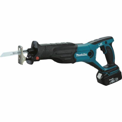 Makita BJR181Z 18V LXT® Lithium-Ion Cordless Reciprocating Saw - Bare Tool