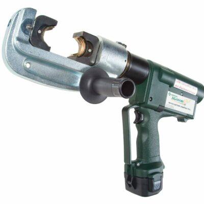 Greenlee EK1550L22 Gator Battery-Powered 15 Ton Crimping Tool w/ 230-Volt Charger