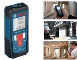 Bosch GLM-50 Laser Distance Measurer w/ 165 ft Range