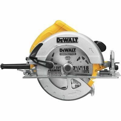 """DeWALT DWE575SB 7-1/4"""" Lightweight Circular Saw w/ Brake"""