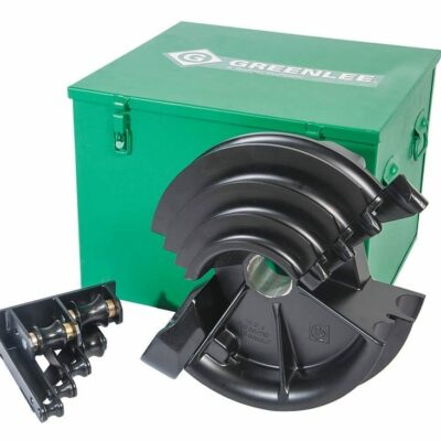 "Greenlee 12586 PVC Coated Rigid Shoe Group 1/2""-2"""