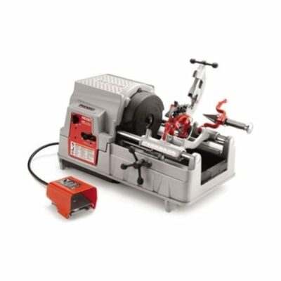 "Ridgid 84097 535A Automatic Threading Machine w/ die heads 1/2"" - 2"""