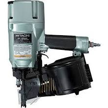 "Hitachi NV83A4 3-1/4"" Coil Framing Nailer"