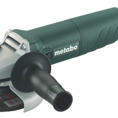 Metabo WP 820-125 5-Inch Angle Grinder, Paddle Switch, Basic Series, 7.5-Amp, 820-watt