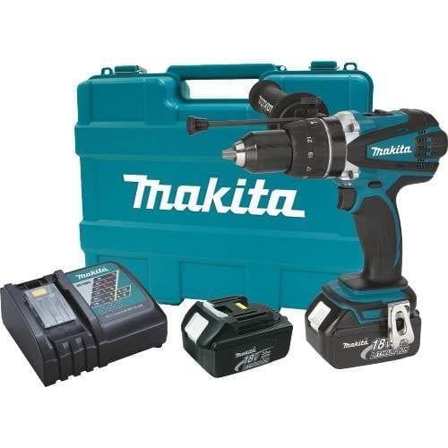 Makita LXPH03 18V Lithium-Ion Hammer Driver-Drill Kit (Discontinued) 1