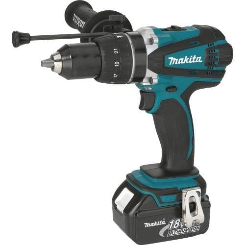 Makita LXPH03 18V Lithium-Ion Hammer Driver-Drill Kit (Discontinued) 2