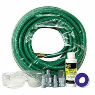 Hitachi 19700 Hose Kit 3/8 x 50' with Fittings and Tape - WHILE SUPPLIES LAST!