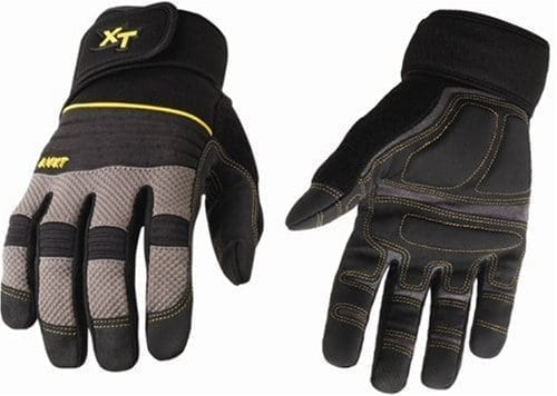Youngstown Glove 03-3200-78-XL Anti-Vibe XT Performance Glove X-Large