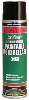 Aervoe 3460 Painted Mold Release 20oz (13oz net)