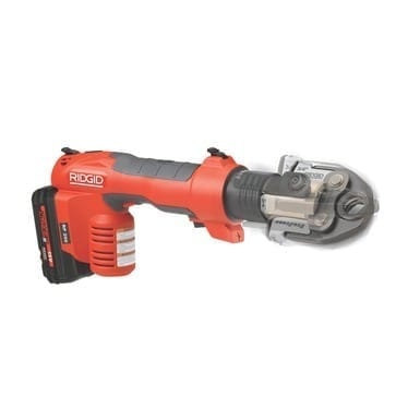 "Ridgid 43428 RP200-B 1/2 to 1-1/4"" Compact Press Tool Kit"