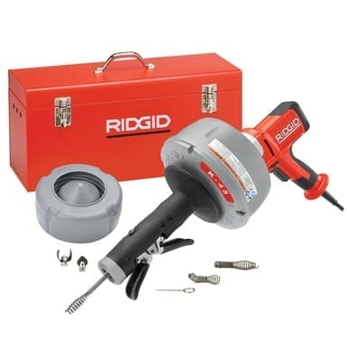 RIDGID 35998 K-45AF-1 Sink Machine
