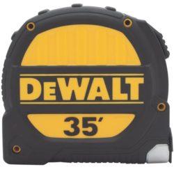 Dewalt DWHT33976 1-1/4 in. x 35 ft. Premium Measuring Tape