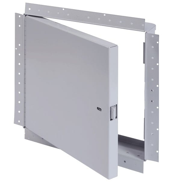 Locking Access Doors And Panels : Cendrex pfn gyp quot fire rated insulated