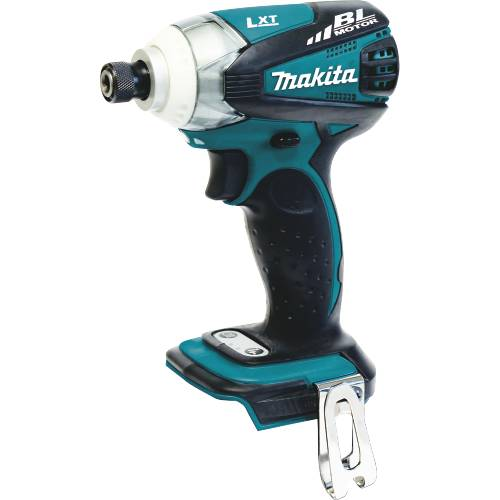 Makita 18V Impact Driver (XDT01Z) | Lithium-Ion Brushless, Cordless, 3-Speed (Tool Only)