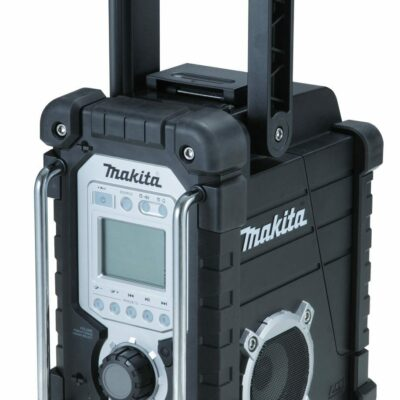 Makita LXRM03B 18V LXT Li-Ion Cordless AM/FM Jobsite Radio w/ iPod Dock
