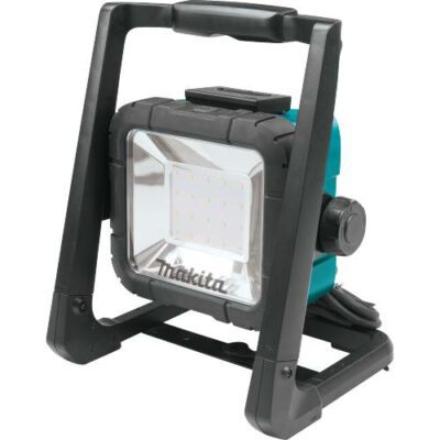 Makita DML805 18V LXT® Lithium-Ion Cordless/Corded 20 L.E.D. Flood Light (Light Only)