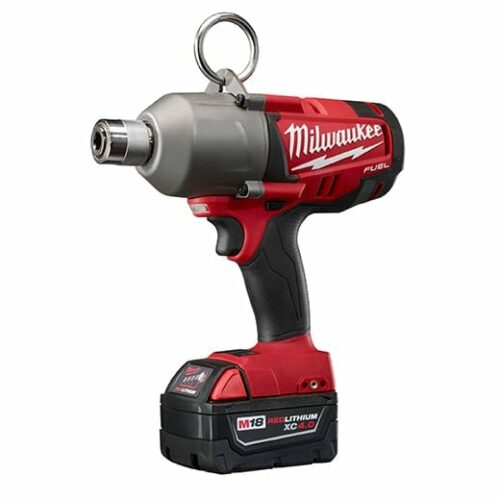 """Milwaukee 2765-22 M18 FUELâ""""¢ 3/4"""" High Torque Impact Wrench with Friction Ring Kit (Discontinued) 1"""