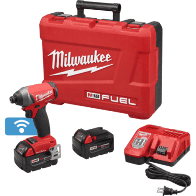 "Milwaukee 2757-22 M18 FUEL™ ¼"" Hex Impact Driver with ONE KEY Kit"
