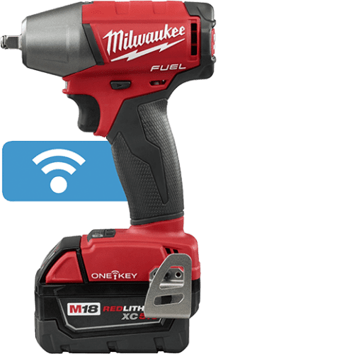 "Milwaukee 2758-22 M18 FUEL™ 3/8"" Compact Impact Wrench 3"