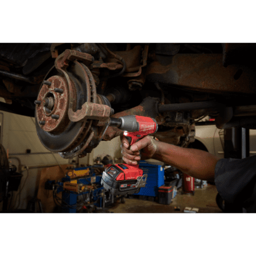 "Milwaukee 2758-22 M18 FUEL™ 3/8"" Compact Impact Wrench 4"