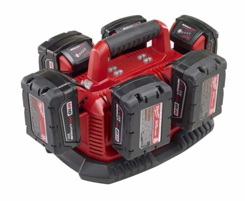 Milwaukee M18™ Six Pack Sequential Charger 48-59-1806
