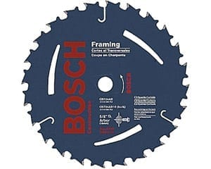 "Bosch CB1240 12"" 40T, ATB, 10-Degree Hook Angle, Crosscut"