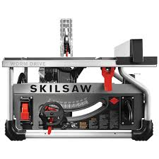 SkilSaw 10 Inch Portable Worm Drive Table Saw (SPT70WT-22)