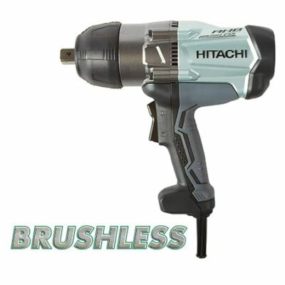 "Hitachi WR22SE 3/4"" Square Drive AC Brushless Motor Impact Wrench"