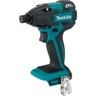Makita XDT08Z 18V LXT® Lithium-Ion Brushless Cordless Impact Driver, Tool Only