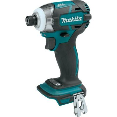 Makita XDT09Z 18V LXT® Lithium-Ion Brushless Cordless Quick-Shift Mode™ 3-Speed Impact Driver, Tool Only