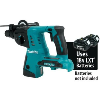 "Makita XRH05Z 18V X2 LXT® Lithium-Ion (36V) Cordless 1"" Rotary Hammer (Tool Only)"