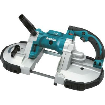 Makita XBP02Z 18V LXT® Lithium-Ion Cordless Portable Band Saw (Tool Only)