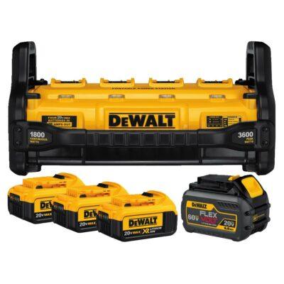 DeWalt DCB1800M3T1 20V MAX 1800W Port Power Station Kit