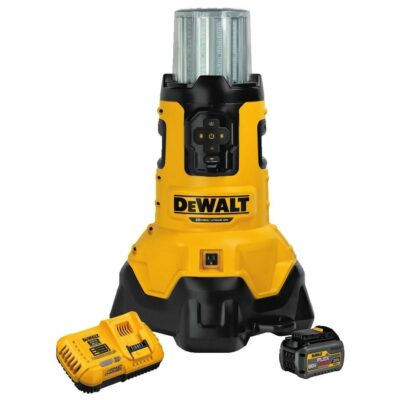 DeWALT DCL070T1 FlexVolt 20V MAX Bluetooth LED Light
