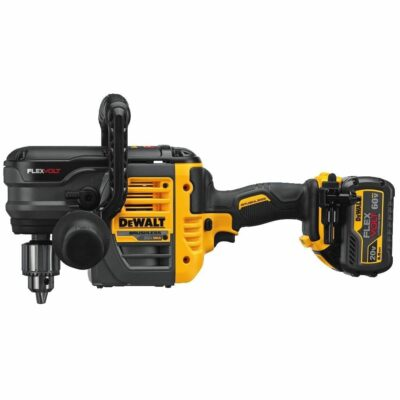 "DeWalt FlexVolt 60V MAX 1/2"" VSR Stud and Joist Drill Kit DCD460T1"