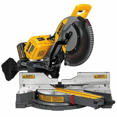 DeWALT FLEXVOLT 120V Miter Saw DHS790AT2