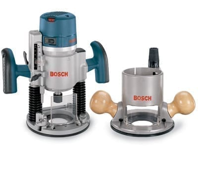 Bosch 1617EVSPK 2.25HP Plunge & Fixed Base Combo Kit 1