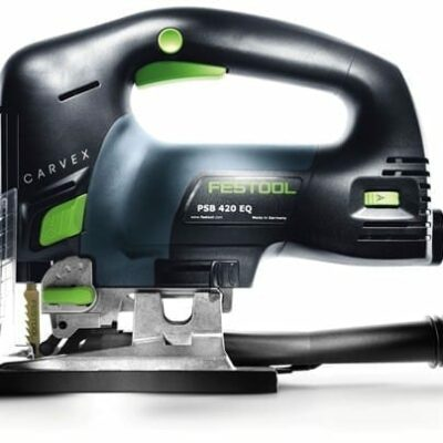 Festool 561608 PSB 420 EBQ Carvex D-Handle Jigsaw