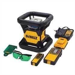 DEWALT DW079LG 20V MAX* Tough Green Rotary Laser 1