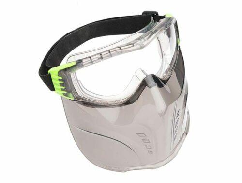 Brass Knuckle BKGOG-2020N Vader Goggle w/ Integral Face Shield 1
