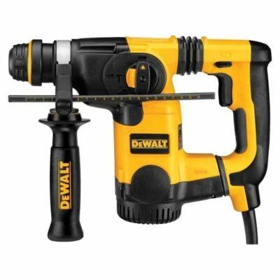 """DeWALT D25323K 1"""" L-Shape SDS Rotary Hammer Kit"""