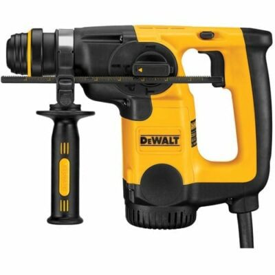 "DeWALT (D25313K) 1"" L-Shape Three Mode SDS Hammer Kit"
