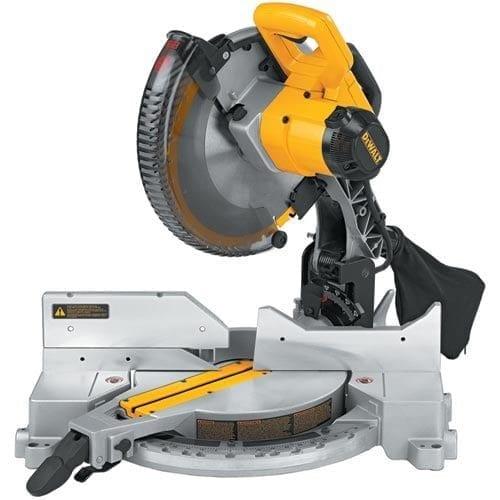 Dewalt Dw715 12 Quot Single Bevel Compound Miter Saw Tool