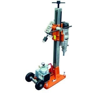 Diamond Products Core Bore M-2 Complete Combination Drill Rig with 20 Amp Milwaukee 4005 Motor