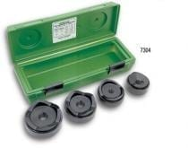 Greenlee 7304 Standard Round Manual Knockout Punch Kits