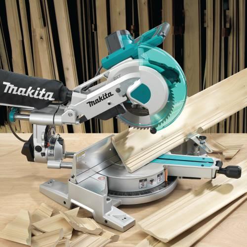 "Makita LS1016 10"" Dual Slide Compound Miter Saw"