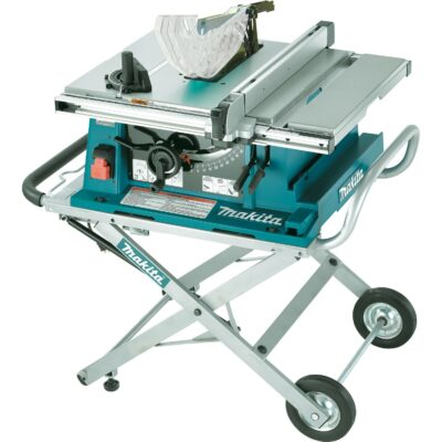 "Makita 2705X1 10"" Table Saw with Stand"