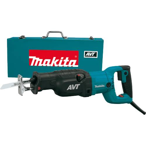 "Makita JR3070CT 15 Amp 1-1/4"" Stroke Reciprocating Saw"