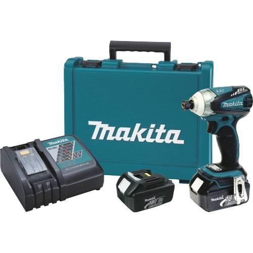 Makita LXDT01 18V LXT Lithium-Ion Cordless 3-Speed Brushless Motor Impact Driver Kit