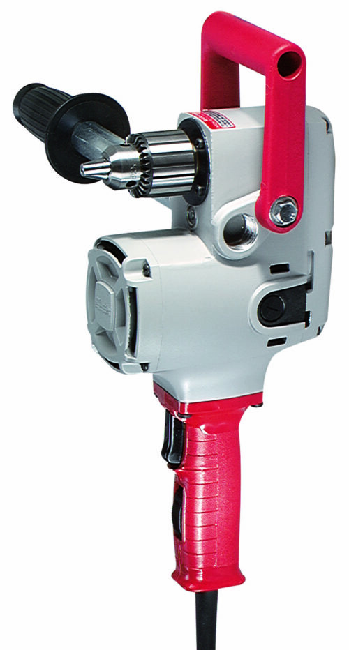 Milwaukee 1670-1 1/2 in. Hole Hawg Drill 900 RPM